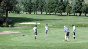 Tournoi de golf au Club de Golf Canton - Warwick